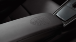 982/991-2 (2017+) Storage Compartment Lid in Leather with Porsche Crest - Porsche (9P1-857-151-B-A11)