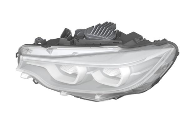 F8x M3/M4 LCI Adaptive LED Headlights Retrofit Kit