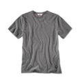 BMW T-Shirt V-Neck Men's - Gray