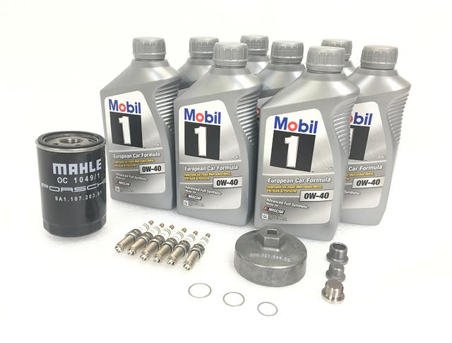 991-2 911 GT3 Oil Change Kit - Porsche (PK9912GT3OC)