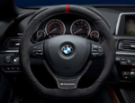 F10, F12/13/06 M Performance Steering Wheel - for Paddle Shifters