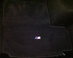 E85 Z4M Roadster Carpet Trunk Mat