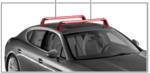 971 Panamera (2017+) Roof Transport System Main Support - Porsche (971-860-159-B)