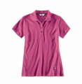 BMW Polo Shirt Women's - Fuchsia