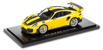 Porsche Model Car - 911 GT2 RS, Racing Yellow/Black, 1:18