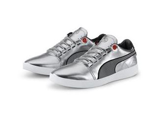 Men's X-Cat M Shoes Silver by Puma - BMW (80-19-2-413-518)