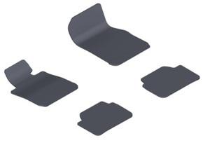 F3x 3 Series, F80 M3 Carpet/Velour Floor Mats - BMW (51-47-7-426-317)
