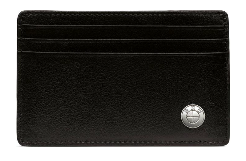 BMW Credit Card Holder - Black