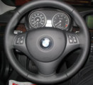 E8x, E9x M Sport Steering Wheel - for Paddle Shifters
