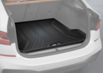 G32 6 Series GT Fitted Luggage Compartment Mat