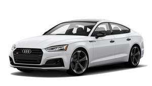 Black Door Handle Kit - A5/S5 Sportback (2018-2019) - Audi (ZAW-071-600-J-DSP)