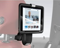 Travel & Comfort System - Holder for Apple iPad Mini 1, 2, 3 - BMW (51-95-2-349-511)