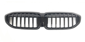 G20 3 Series M Performance Gloss Black Front Kidney Grille - BMW (51-13-8-072-085)