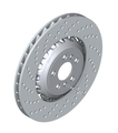 Brake Disc Ventilated Perforated - Right - BMW (34-21-7-991-104)