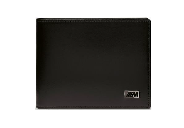 M Wallet with Coin Compartment