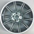 "Wheel, Alloy, 19"" Style 225 M Double Spoke"