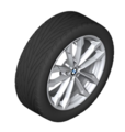 "G01 X3 19"" Style 691 Winter Wheel/Tire Assembly"