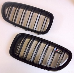 F10 M5 M Performance Black Kidney Grille - Left - BMW (51-71-2-352-808)