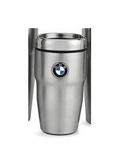 BMW Roundel Travel Mug - 12 oz - BMW (80-90-2-244-589)