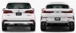 G05 X5, G06 X6 Trailer Tow Hitch US Retrofit - up to 8/2020 - BMW (51-12-6-889-278)