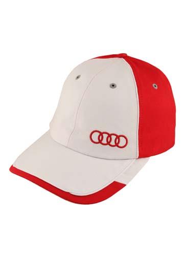 Colorblock Cap - Audi (ACM-479-4WH-TO-S)