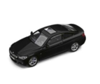 F32 4 Series Coupe - Black Sapphire - 1:43 Scale