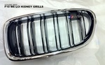 F10 M5 LCI Kidney Grille - Right - BMW (51-13-8-057-224)