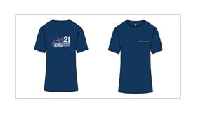 T-Shirt - Martini Racing, Blue - Porsche (WAP-924-00S-0J)