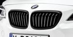 F22/23 2 Series M Performance Black Kidney Grille - Left - BMW (51-71-2-336-815)