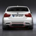 E90/91 BMW Performance Rear Carbon Fiber Diffuser Cover