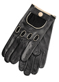 Leather Driving Gloves - Mens
