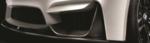F8x M3 & M4 M Performance Matte Black Front Lip Spoiler