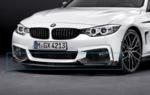 F32/36 4 Series M Performance Carbon Fiber Front Aero Lip