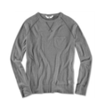 BMW Men's Knit Melange Sweater - Asphalt Gray