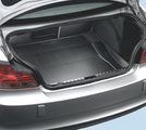 E82 1 Series Fitted Luggage Compartment Mat - Coupe
