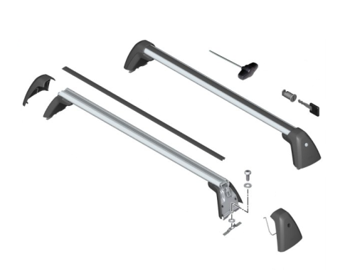 G20 3 Series Base Support System Roof Rack Kit
