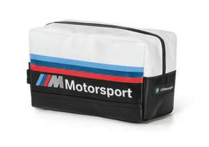 M Motorsport Toiletries Bag - BMW (80-22-2-461-147)