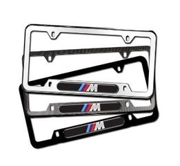 M Logo License Plate Frames - BMW (82-12-0-010-404)