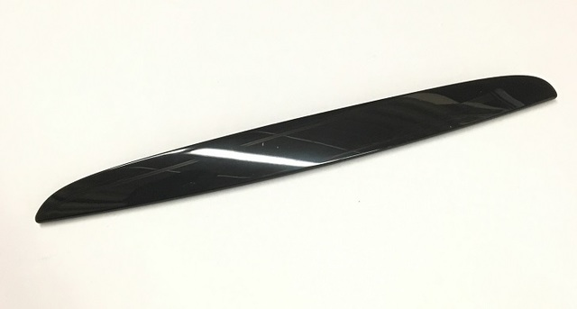 E90/91 3 Series M Performance Black Hood Cover, Left - BMW (51-71-2-151-897)