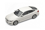 BMW Miniature 3 Series (F34) GT - Mineral White - 1:43 Scale