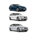 BMW 3 Series Touring (F31) Model Car - 1:43