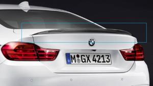 F32 4 Series M Performance Carbon Fiber Spoiler - BMW (51-62-2-334-545)