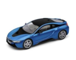 i8 - Protonic Blue - 1:43 Scale