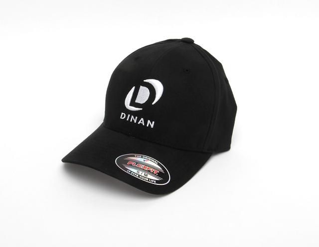 Flexfit Hat L/XL - Black - DINAN (D020-CAPBK-L)