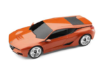 M1 Homage Collection - Orange - 1:18 Scale