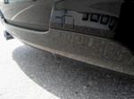 E90/91 Rear Carbon Fiber Diffuser - Single Exhaust Outlet (323i, 328i, 330i)