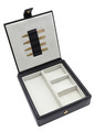 Watch/Cufflink Travel Box