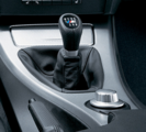 E82/E88 1 Series Perforated M Leather Shift Knob w/ Boot
