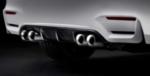 F8x M3 & M4 M Performance Carbon Fiber Rear Diffuser