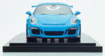 911 GT3 RS Model Car in Riviera Blue 1:18